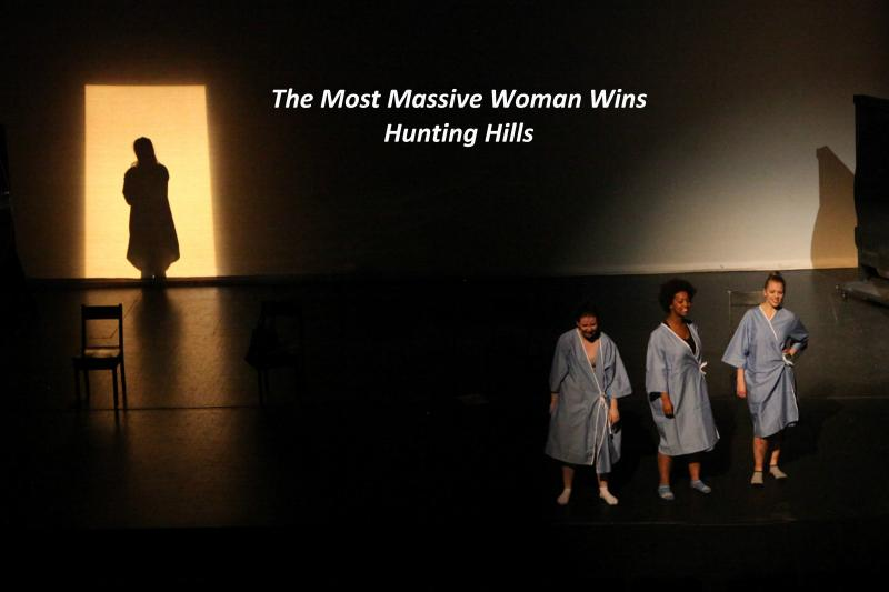 HHHS - The Most Massive Woman Wins
